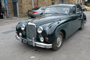 Jaguar mk9 3.8 auto