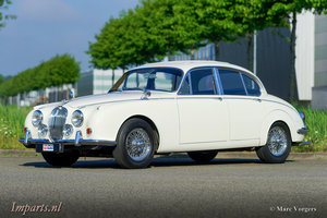 Jaguar Mk2 (240) manual Overdrive 1968 For Sale