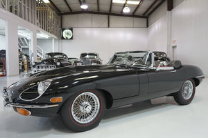 1971 Jaguar E-Type Series II Roadster