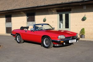 Picture of 1989  JAGUAR XJS V12 CAB
