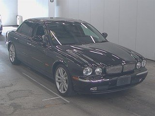 2004 JAGUAR XJR XJ6 4.2 SUPERCHARGER AUTOMATIC * ONLY 60000 MILES For Sale (picture 1 of 3)