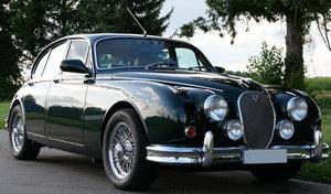 1965 Jaguar MK II Beacham 4.0 V8 Supercharged LHD