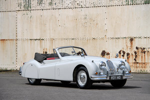 1954 Jaguar XK140 Drop Head Coupe  For Sale