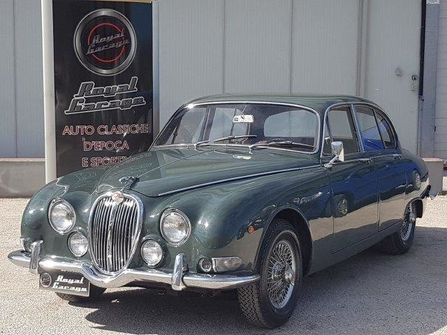 1967 Jaguar s-type 3.4s For Sale (picture 1 of 6)