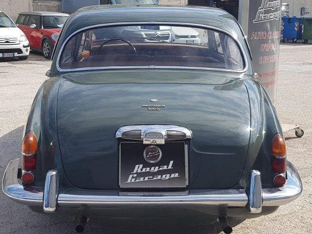 1967 Jaguar s-type 3.4s For Sale (picture 4 of 6)