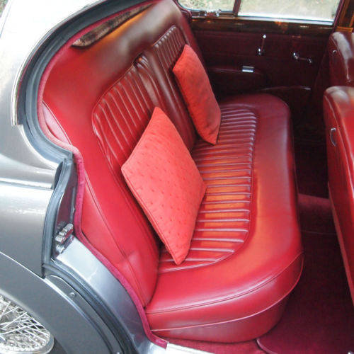 1961 Jaguar mk 2 Manual 3.4 Four Speed With Overdrive. For Sale (picture 2 of 6)