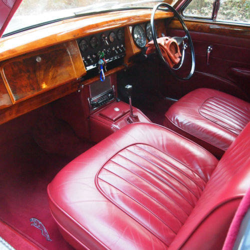 1961 Jaguar mk 2 Manual 3.4 Four Speed With Overdrive. For Sale (picture 6 of 6)