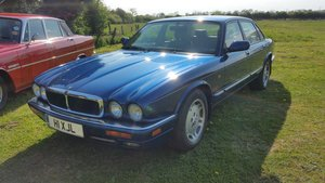 1997 Jaguar XJ6 Sport with private plate Stunning 42k For Sale