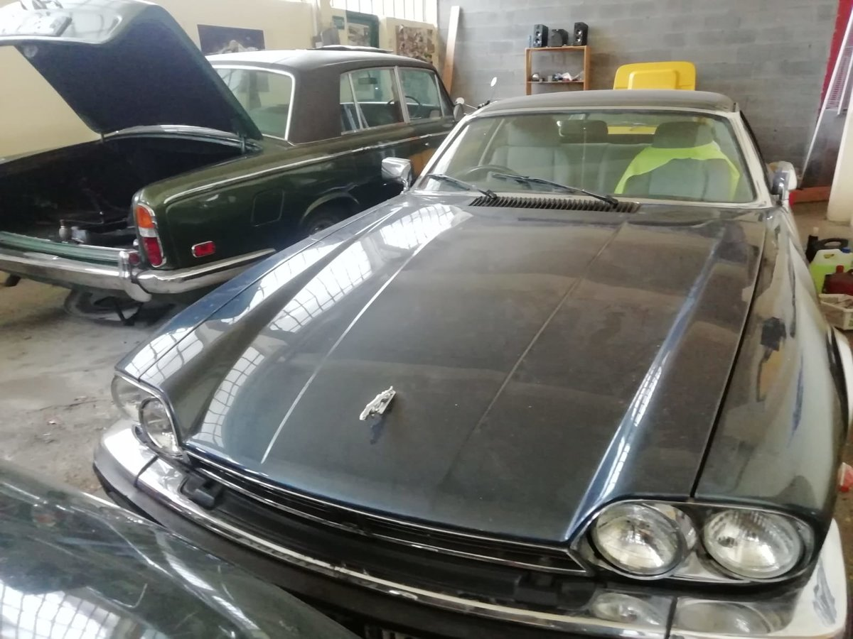1987 Jaguar XJS V12 coupe For Sale (picture 1 of 6)