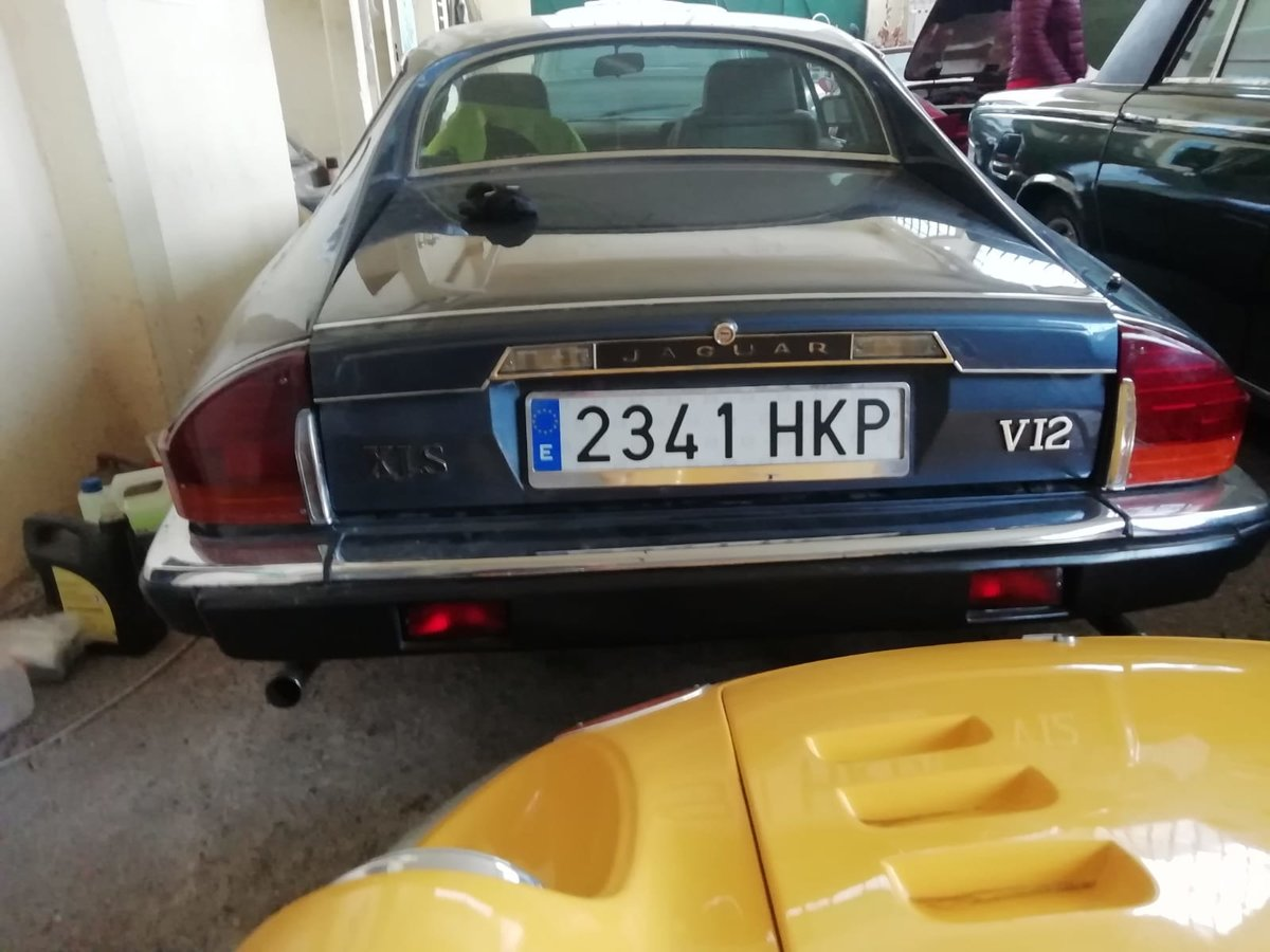 1987 Jaguar XJS V12 coupe For Sale (picture 4 of 6)