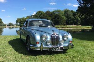 1962 Jaguar Mark 2 3.4L MOD