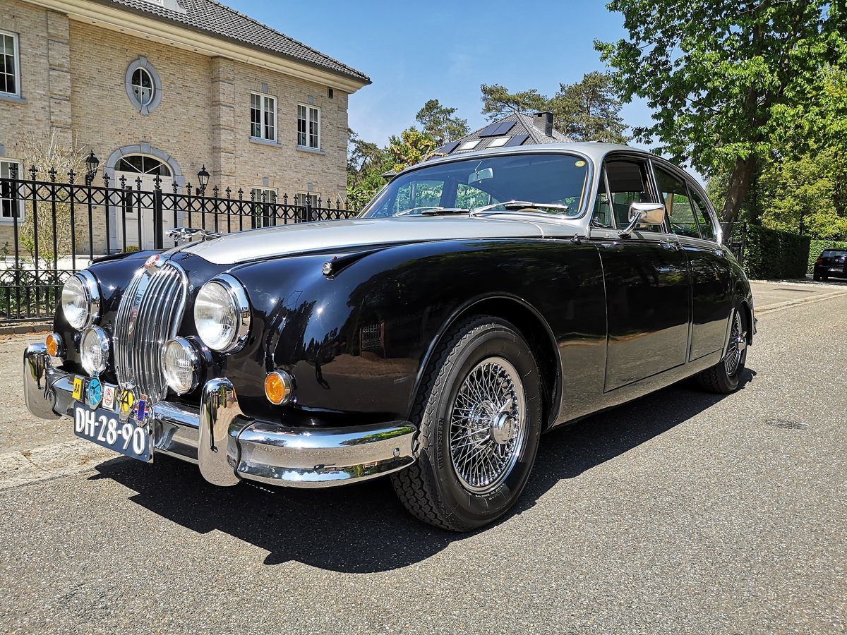 1961 JAGUAR MK2 3.8 POWERSTEERING AUTOMATIC For Sale (picture 1 of 6)