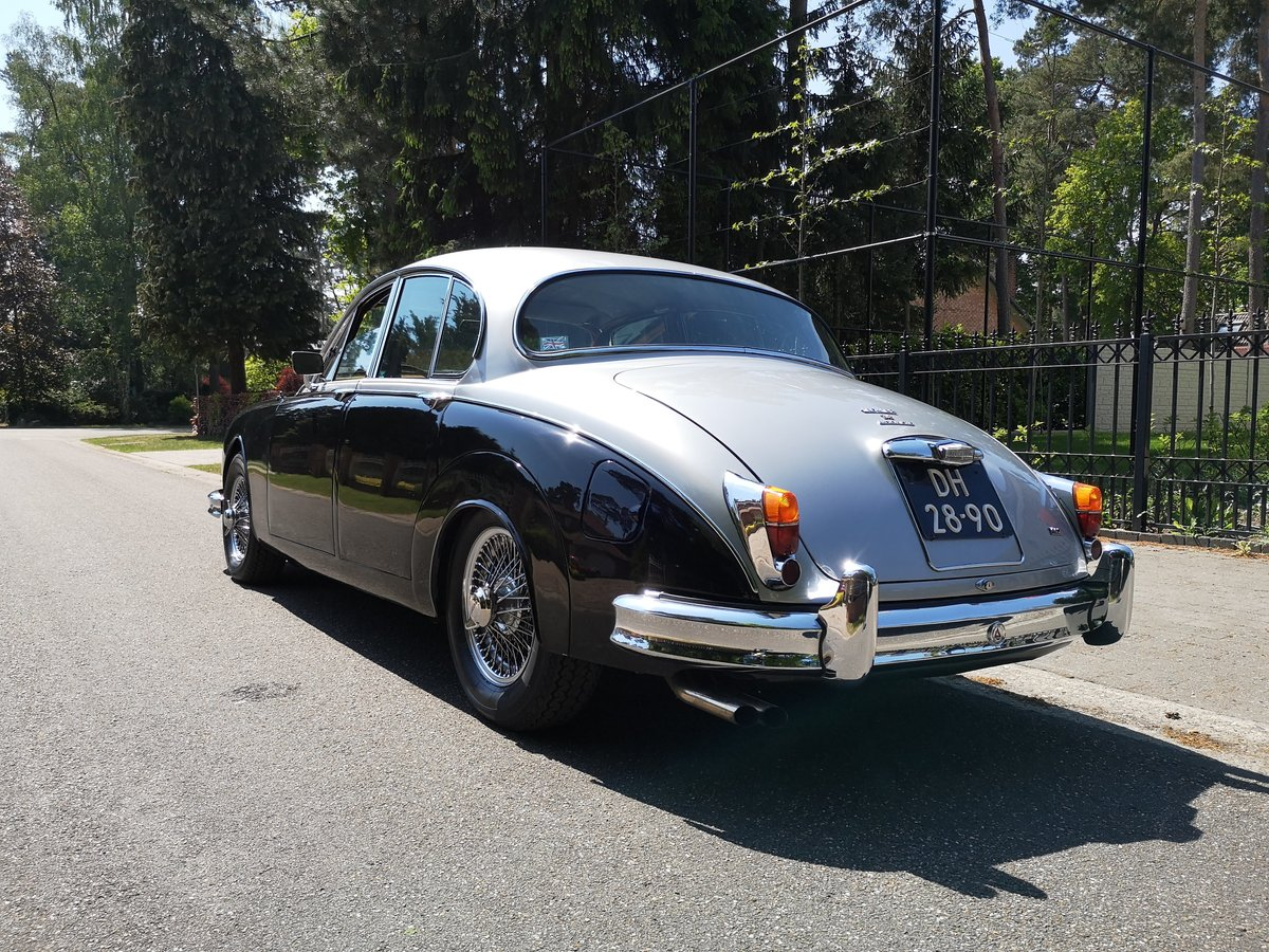1961 JAGUAR MK2 3.8 POWERSTEERING AUTOMATIC For Sale (picture 2 of 6)