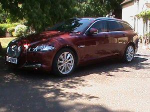 Jaguar XF Sportbrake 3.0 V6 37k Miles FSH Pristine