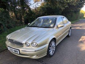 2005 Jaguar X Type 3 Litre 4x4 47,000 miles – One Owner