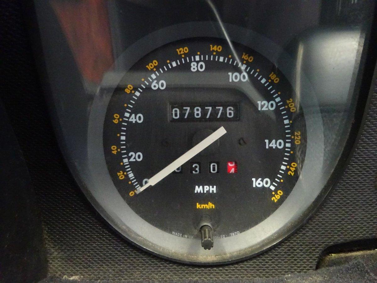 1988 Jaguar XJS V12 Cabriolet For Sale (picture 4 of 6)