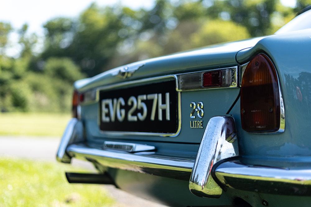 1970 Jaguar XJ6 2.8 manual, low mileage survivor For Sale (picture 2 of 6)