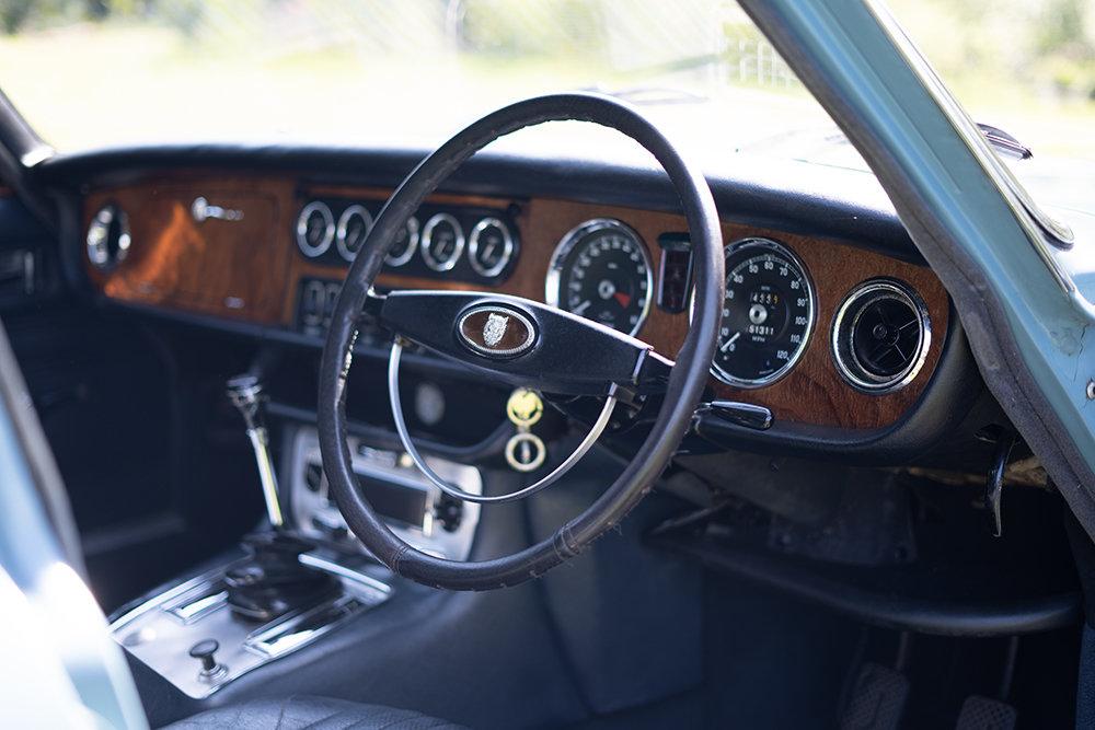 1970 Jaguar XJ6 2.8 manual, low mileage survivor For Sale (picture 4 of 6)