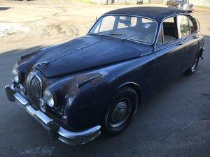 1960 Jaguar Mk2 3.4 Manual for Restoration For Sale