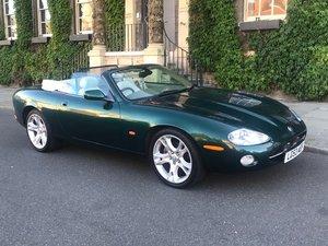 2004 Jaguar XK8 4.2 Convertible Stunning For Sale