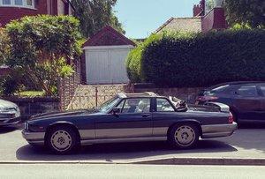 1987 Jaguar XJ-S Targa TWR style For Sale