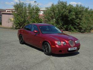2004 Jaguar S type R facelift  Excellent history