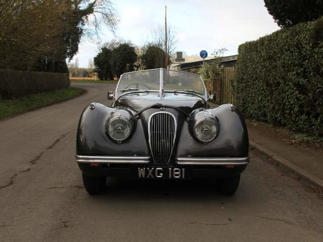1950 Very early Jaguar XK120 OTS RHD SOLD (picture 2 of 19)