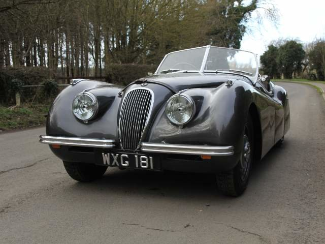 1950 Very early Jaguar XK120 OTS RHD SOLD (picture 3 of 19)