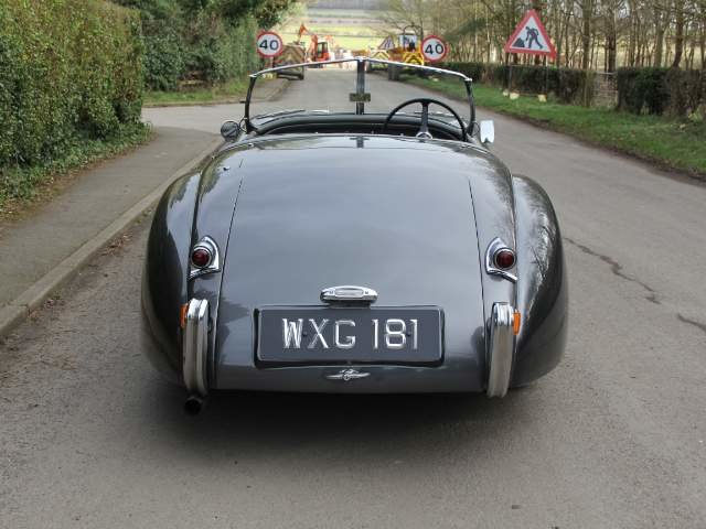 1950 Very early Jaguar XK120 OTS RHD SOLD (picture 5 of 19)