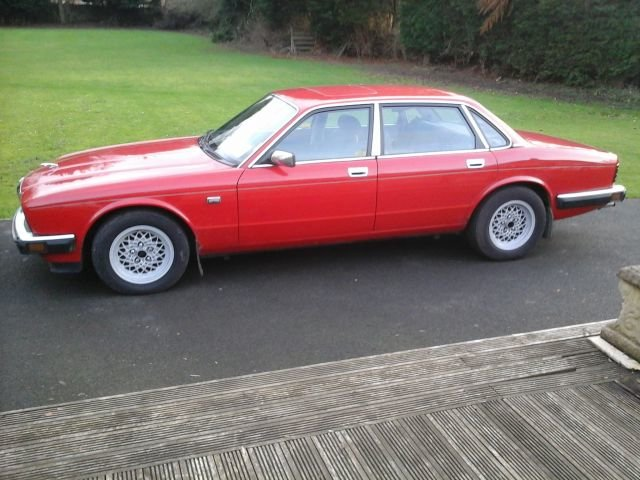 1989 JAGUAR XJ6 3.6 AUTOMATIC 4 DOOR For Sale (picture 3 of 4)