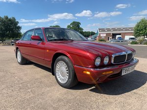 1999 Jaguar XJ8. Is this the best one in the world? SOLD