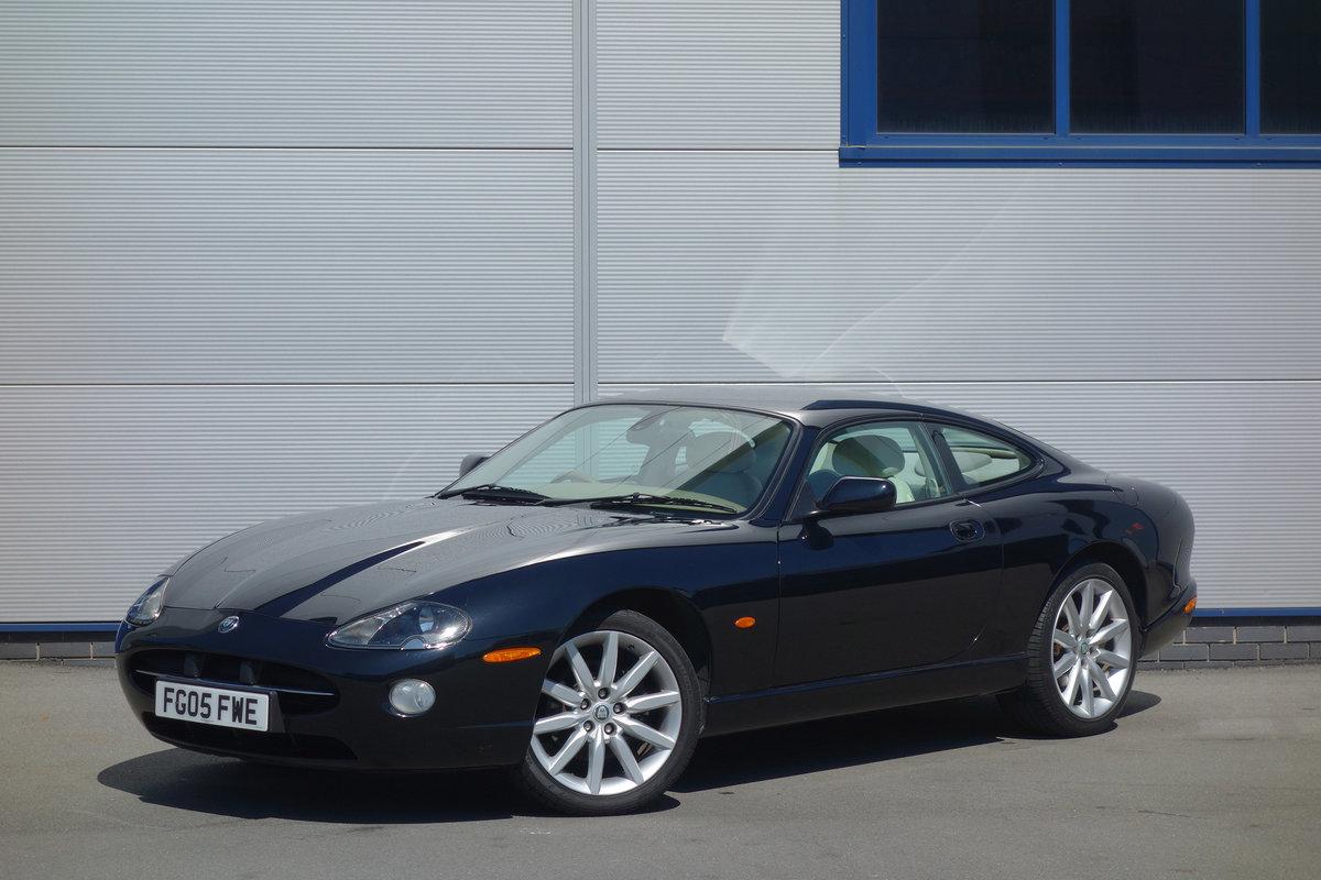 2005 Jaguar 4.2 Coupe Superb Classic FSH Big Spec, Only 48000m For Sale (picture 2 of 6)