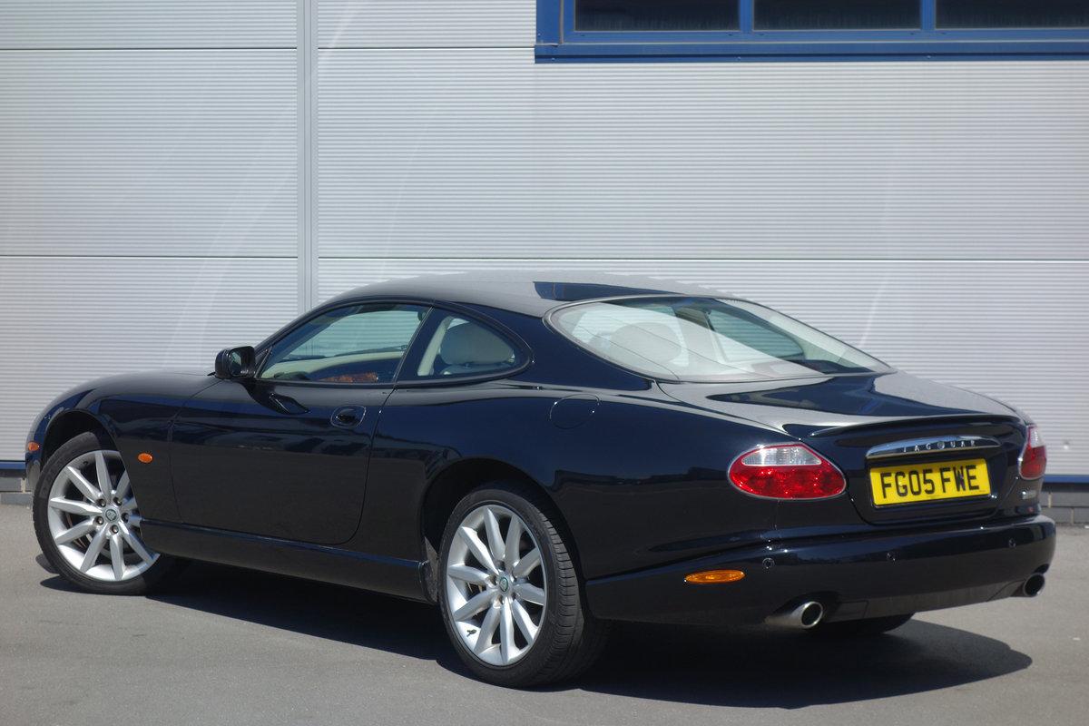 2005 Jaguar 4.2 Coupe Superb Classic FSH Big Spec, Only 48000m For Sale (picture 4 of 6)