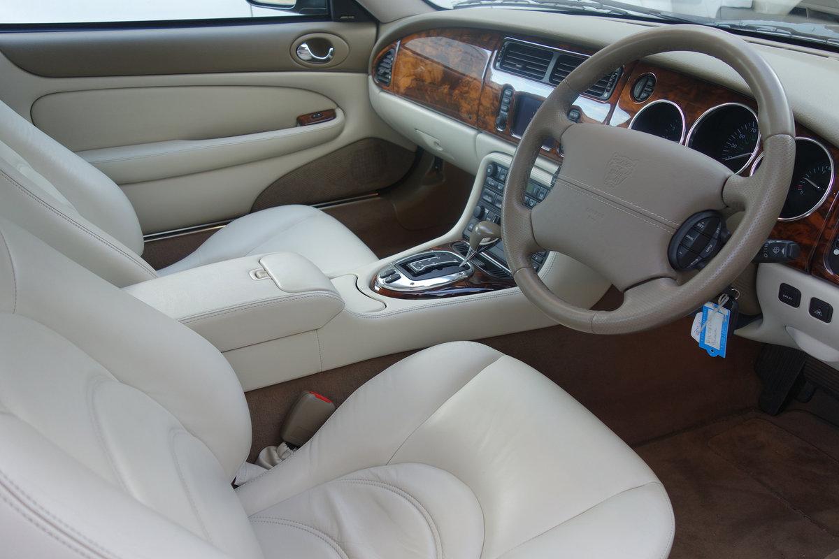 2005 Jaguar 4.2 Coupe Superb Classic FSH Big Spec, Only 48000m For Sale (picture 5 of 6)