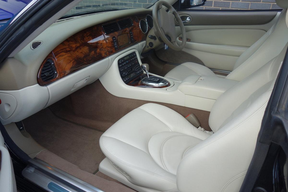 2005 Jaguar 4.2 Coupe Superb Classic FSH Big Spec, Only 48000m For Sale (picture 6 of 6)