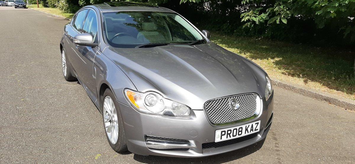 2008 Jaguar XF 2.7 Premium Luxury For Sale   Car And Classic