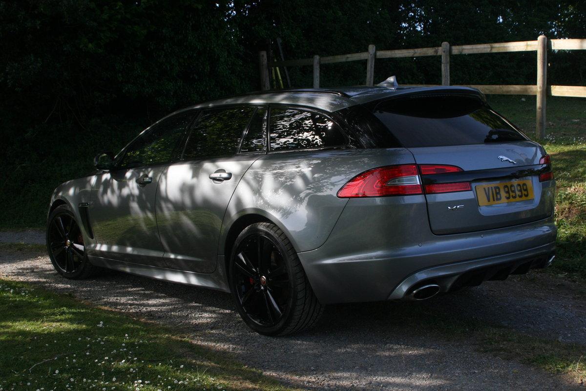 2013 Jaguar XF Sportbrake S Premium Luxury For Sale (picture 2 of 6)