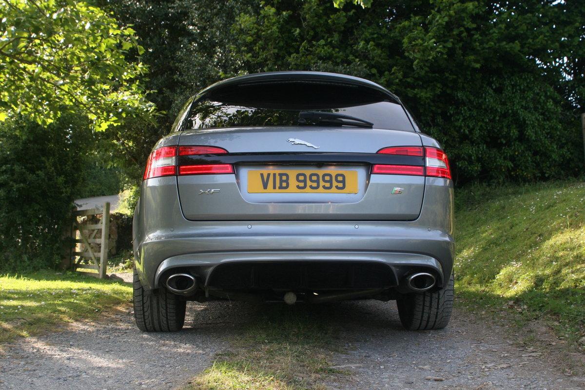 2013 Jaguar XF Sportbrake S Premium Luxury For Sale (picture 3 of 6)
