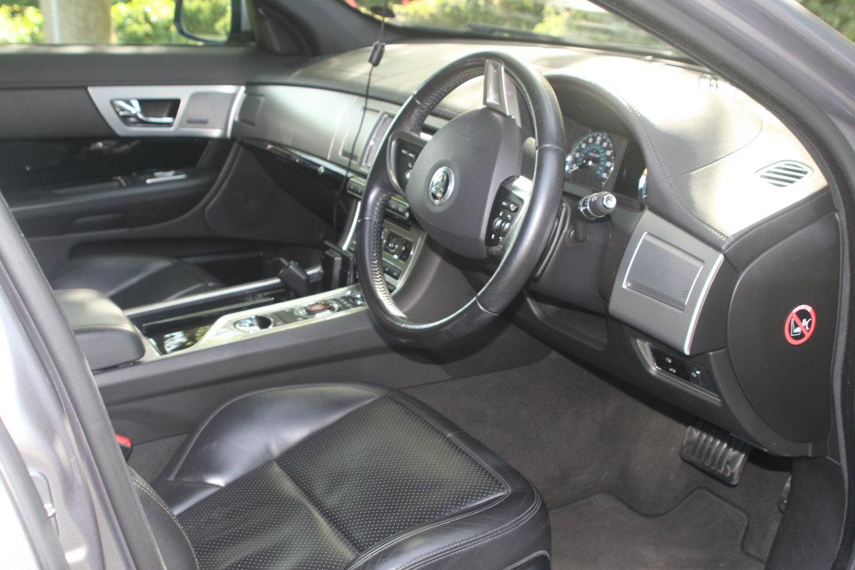 2013 Jaguar XF Sportbrake S Premium Luxury For Sale (picture 5 of 6)