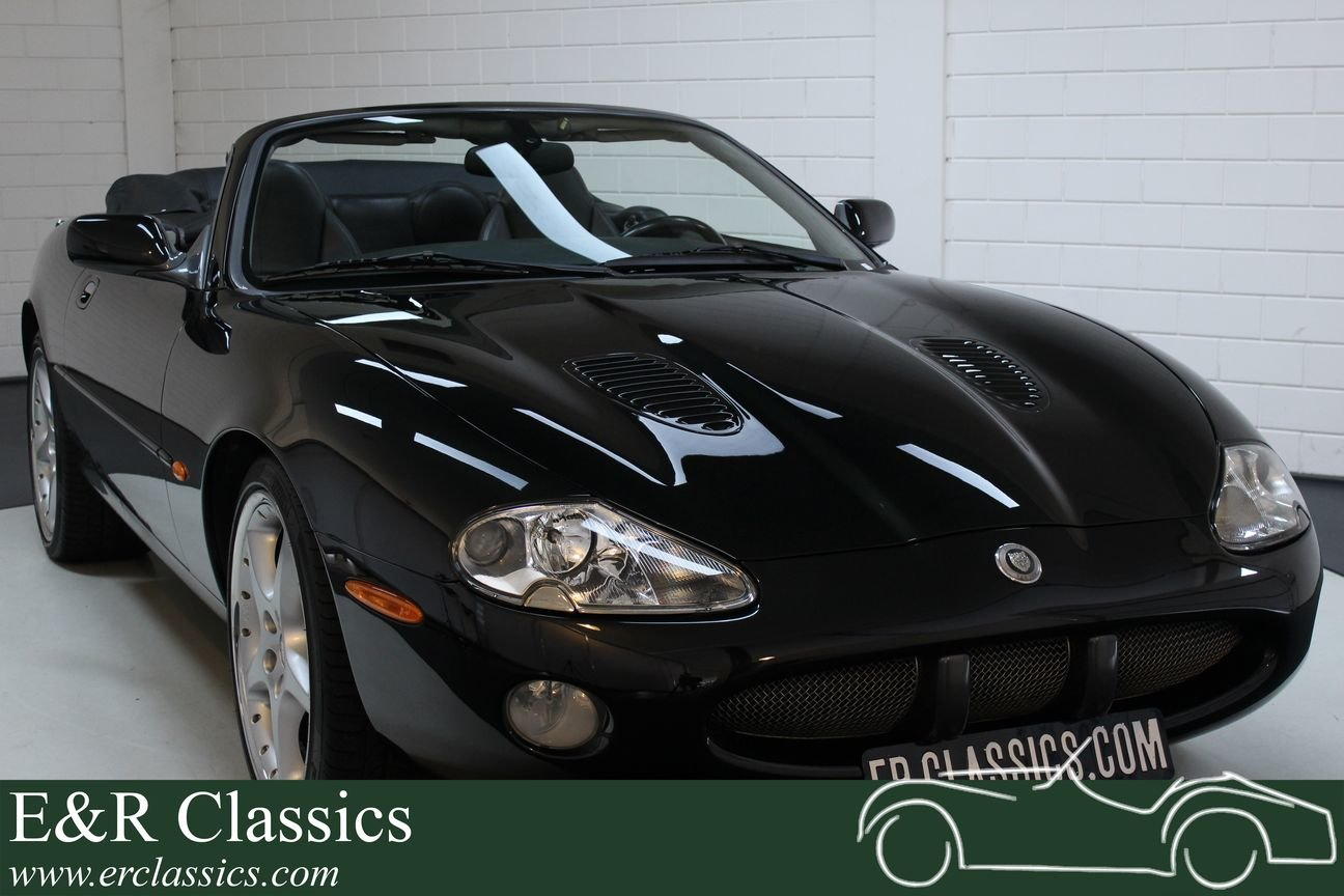 Jaguar XKR 100 Cabriolet 2002 Limited Edition 1/250 For Sale (picture 1 of 6)