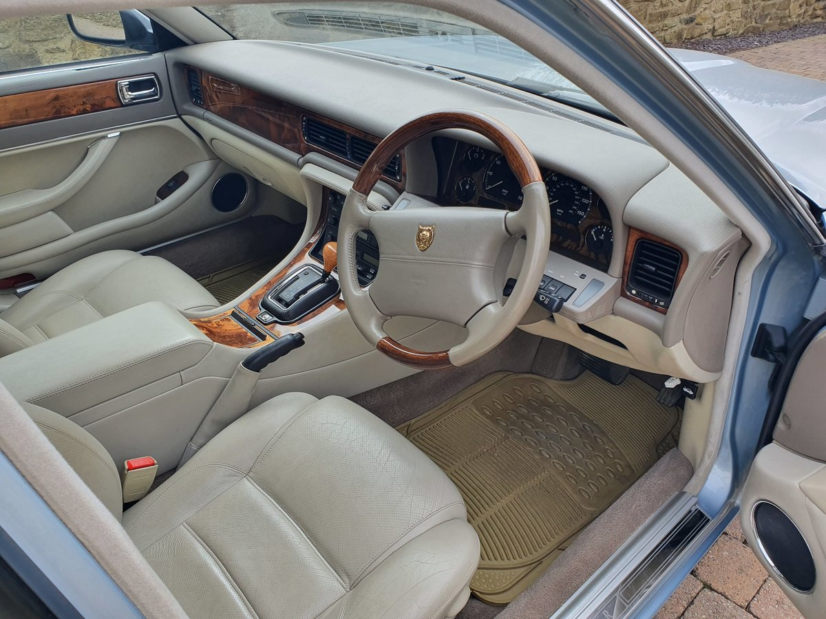 1996 Jaguar XJ6 3.2 Executive Immaculate  For Sale (picture 3 of 6)