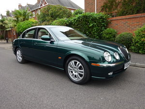 JAGUAR  S-TYPE 2.5Ltr SE 2004 For Sale