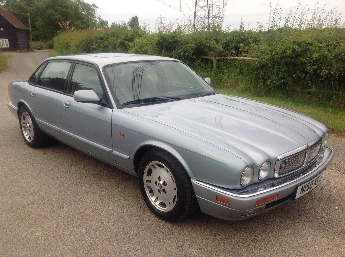 1995 Jaguar XJ sport For Sale (picture 1 of 6)