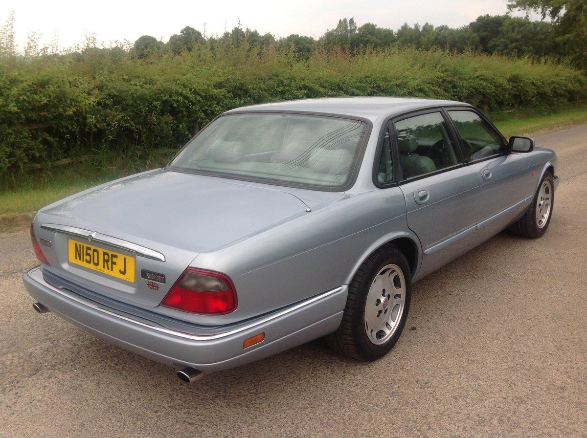 1995 Jaguar XJ sport For Sale (picture 2 of 6)