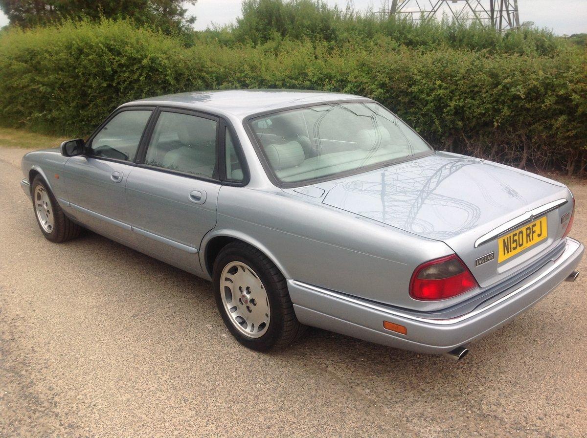 1995 Jaguar XJ sport For Sale (picture 3 of 6)