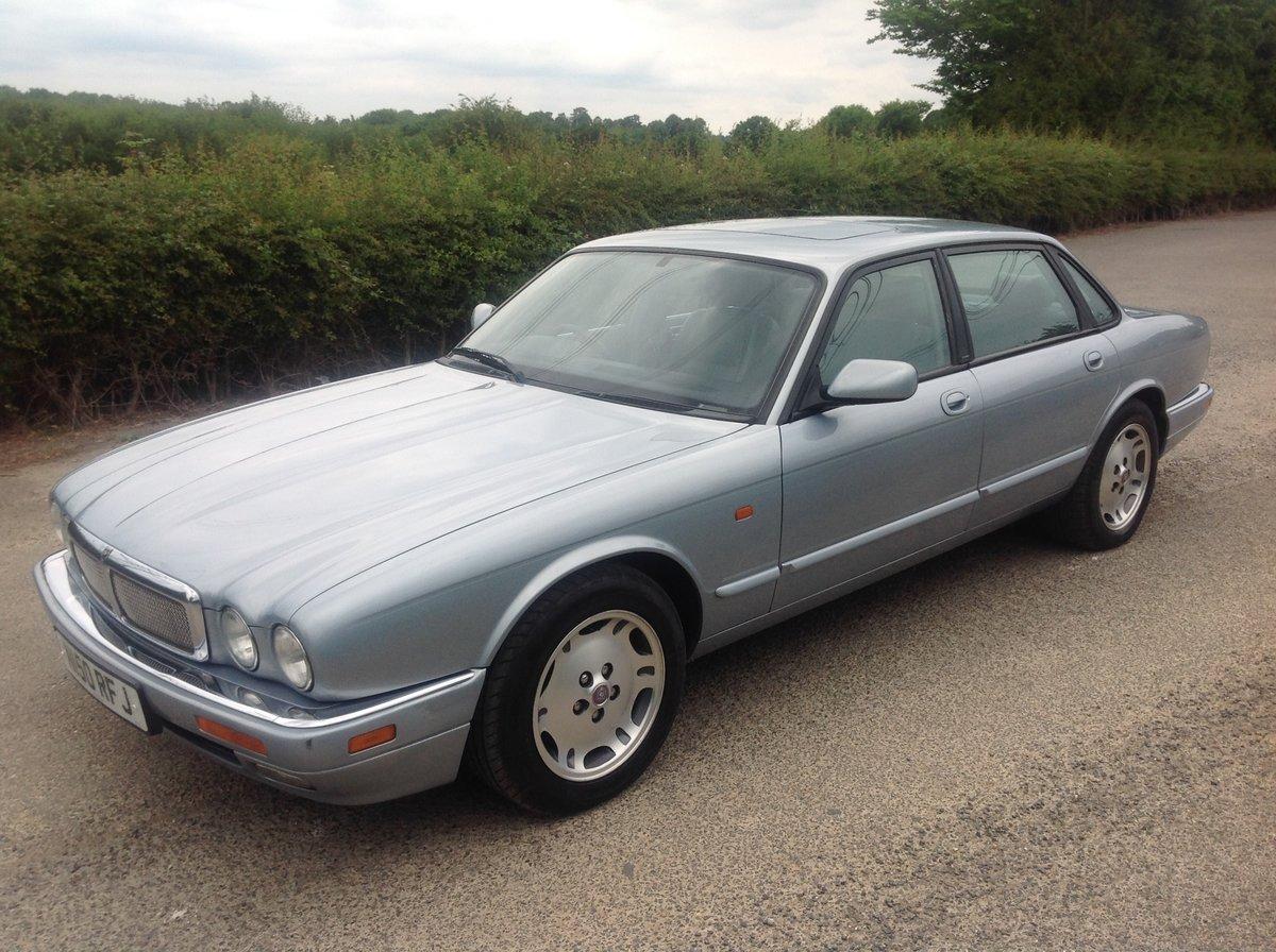 1995 Jaguar XJ sport For Sale (picture 4 of 6)
