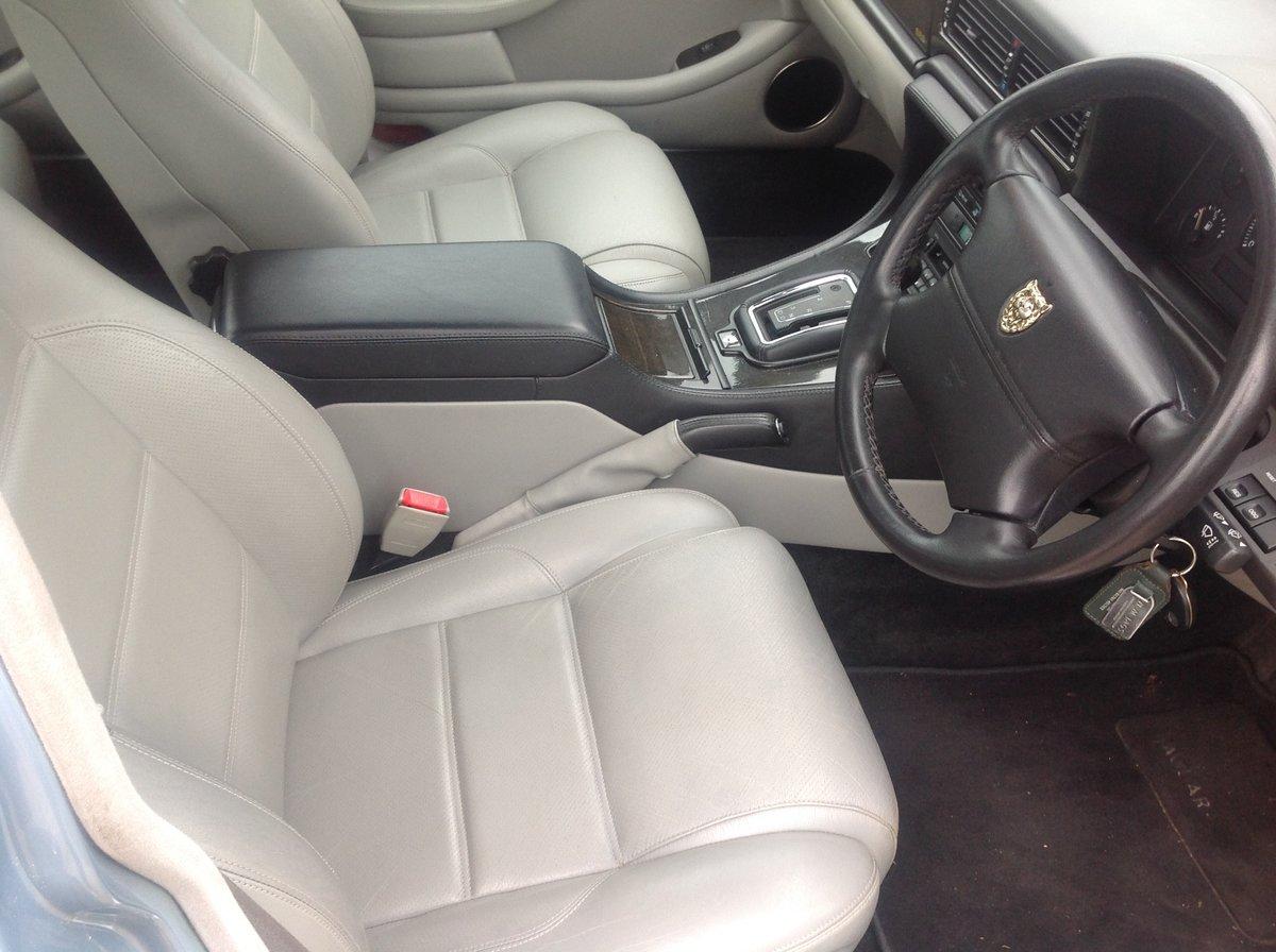 1995 Jaguar XJ sport For Sale (picture 5 of 6)