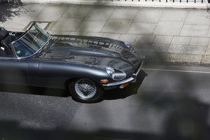 1969 Jaguar E-Type Roadster for hire in Surrey  For Hire