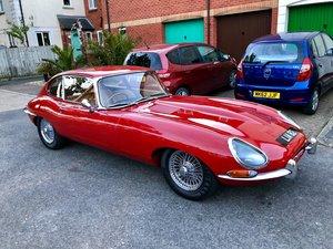 1966 Jaguar E Type Series 1 2+2 4.2 For Sale