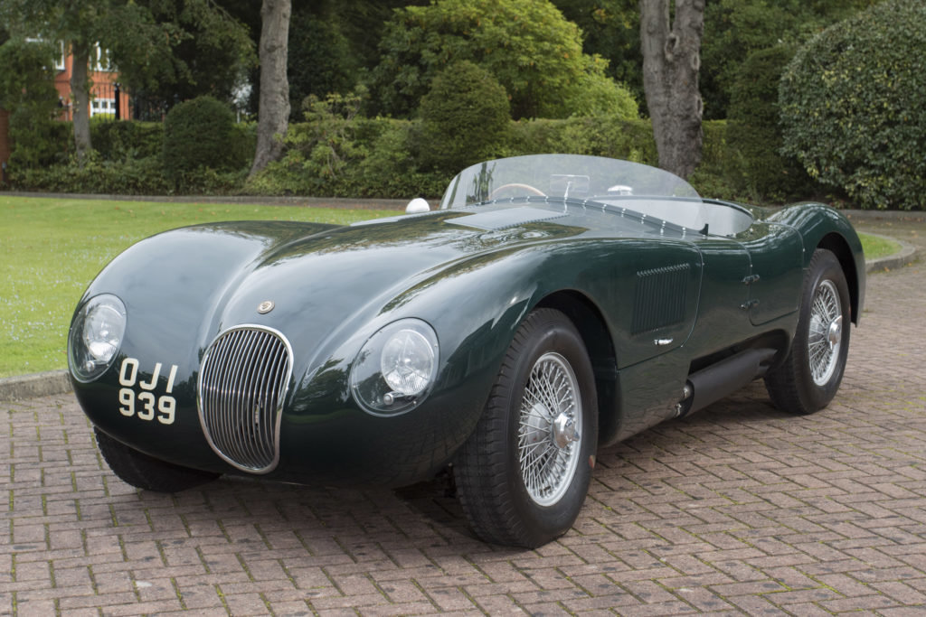 1982 Jaguar C Type - Aluminium body, Suffolk chassis, 3.4, 500mls For Sale (picture 1 of 10)
